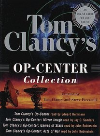 Op Center Omnibus Boxed Set (Tom Clancy)