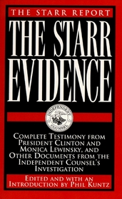 The Starr Evidence