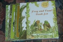 Frog and Toad Book Set