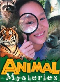 Animal Mysteries (Wildcats - Leopards) (B13)
