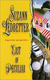 East of Peculiar (Hannah Garvey, Bk 1)