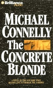 The Concrete Blonde (Harry Bosch, Bk 3) (Audio CD) (Abridged)