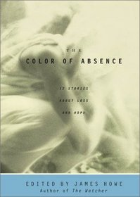 The Color of Absence : 12 Stories About Loss and Hope