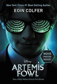 Artemis Fowl Movie Tie-In Edition (Artemis Fowl, Book 1)