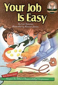 Your Job is Easy with CD Read-Along (Another Sommer-Time Story)