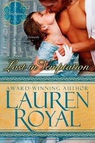 Lost in Temptation: Temptations Trilogy, Book 1