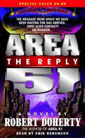 Area 51: The Reply  (Audio Cassette) (Abridged)
