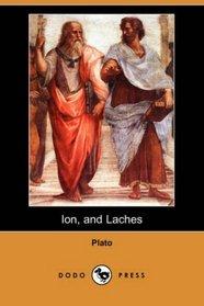Ion, and Laches (Dodo Press)