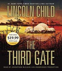 The Third Gate: A Novel (Dr. Jeremy Logan)