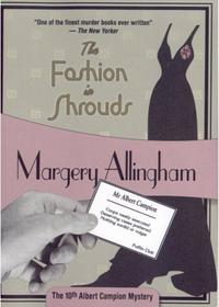The Fashion in Shrouds (Albert Campion, Bk 10)