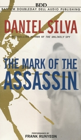 Mark of the Assassin (Audio Cassette) (Abridged)