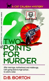 Two Points for Murder (Cat Caliban, Bk 2)