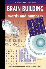 Brain Building Games with Words and Numbers