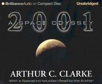 2001 : A Space Odyssey (Audio CD) (Unabridged)