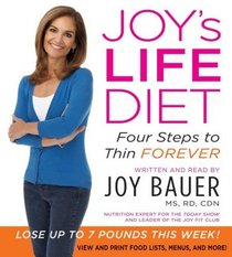Joy's Life Diet CD: Four Steps to Thin Forever