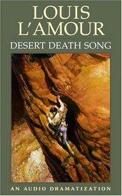 Desert Death Song (Louis L'Amour)