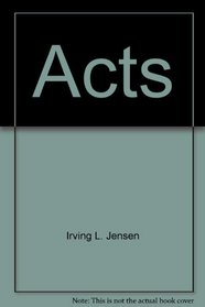 Acts: An Inductive Study