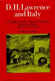 D. H. Lawrence and Italy: 2 (A Viking compass book, C338)