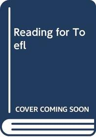 Reading for Toefl