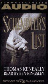 Schindler's List (Audio Cassette) (Abridged)