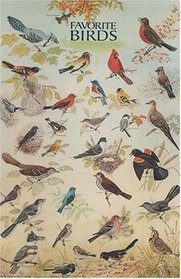 Favorite Birds Poster (Posters)