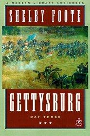 Gettysburg: Day 3