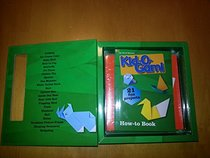 How to Book Kid O Gami
