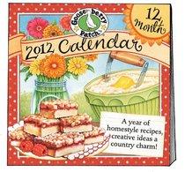 2012 Gooseberry Patch Wall Calendar