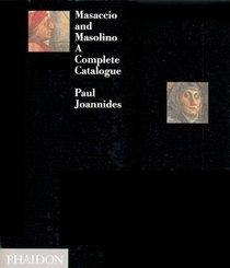 Masaccio  Masolino