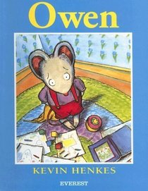 Owen: The Story Of A Young Mouse And His Fervent Attachement (Turtleback School & Library Binding Edition) (Spanish Edition)