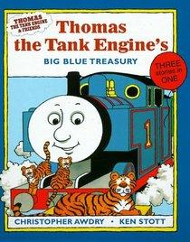 Thomas the Tank Engine's Big Blue Treasury