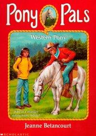 Western Pony (Pony Pals)