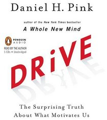 Drive: The Surprising Truth About What Motivates Us (Audio CD) (Unabridged)