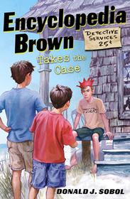 Encyclopedia Brown Takes the Case (Encyclopedia Brown, Bk 10)