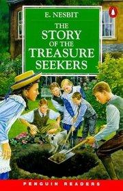 Story of the Treasure Seekers (Penguin Readers Simplified Texts)