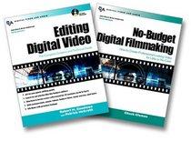 Goodman/Gloman Digital Filmmaking Bundle (Editing Digital Video, No-Budget Digital Filmmaking)