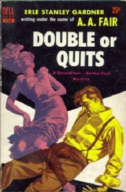 Double or Quits (Vintage Dell Mystery, 718)
