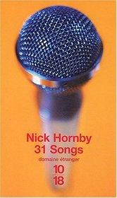 31 Songs.