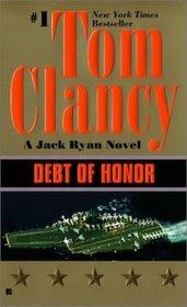 Debt of Honor (Jack Ryan, Bk 6)