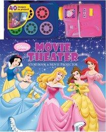 Disney Princess Movie Theater (revised) (Disney Princess (Reader's Digest))