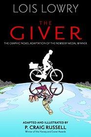 The Giver (Graphic Novel) (Giver Quartet)
