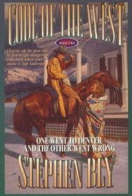 One Went to Denver and the Other Went Wrong (G K Hall Large Print Book Series (Cloth),)