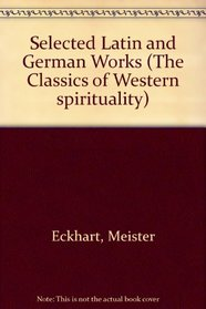 Selected Latin and German Works