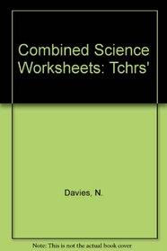 Combined Science Worksheets: Tchrs'