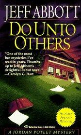 Do Unto Others (Jordan Poteet, Bk 1)