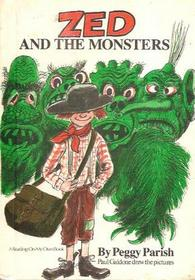 Zed and the Monsters (Reading-on-My-Own Book)