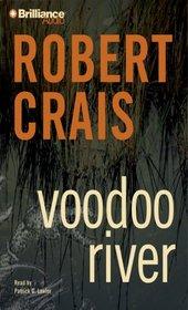 Voodoo River (Elvis Cole, Bk 5) (Audio CD) (Abridged)