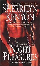 Night Pleasures (Dark-Hunter, Bk 2)