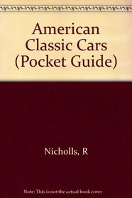 American Classic Cars (Pocket Guide)