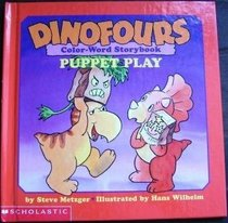Dinofours (Color-Word Storybook, Puppet Play)
